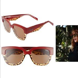 Quay Australia Don't Stop Sunglasses